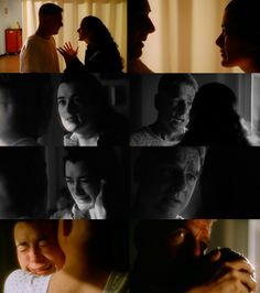 Gibbs: I've been trying, since I woke up in this room. Ziva: Well, try harder. Good, that's a start.Gibbs: What is? Ziva: T he old Gibbs stare. You gave to all of us. McGee, Tony, me. Gibbs: What are you talking about?!  Ziva: (takes Gibbs's hand and slaps the back of her head with it and Gibbs remembers the slaps.)Gibbs: Your brother.Ziva: (crying) Yes. Gibbs: You killed your brother… to save me