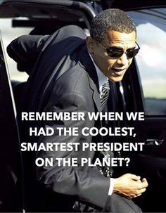 I want him back. Give him terms until he dies. Obama for President for LIFE!!!