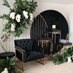 Gallery - Elegant Tea Time Wedding Stage Decorations, Party Decoration, Backdrop Decorations, Backdrops, Grooms Room, Wedding Events, Wedding Day, Ideas Hogar, Event Decor