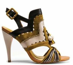 Cinderella's Closet is going to MAGIC to scout out the latest shoe fashions! Like this shoe from Blond Ambition!