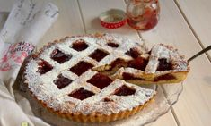 Crostata classica con marmellata Apple Pie, Waffles, Breakfast, Comfort, Desserts, Food, Morning Coffee, Tailgate Desserts, Deserts