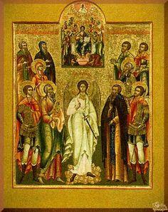 Иконопись эпохи династии Романовых - Фотоальбом | Купить подарки, Интернет-магазин подарков и сувениров