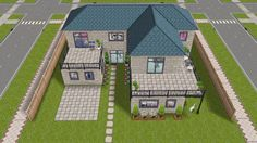 My Big Family House! #simsfreeplay #thesims #family #house #modern #design