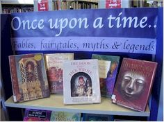 Once upon a time (myths, legends, fables, fairytales)