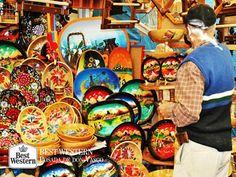 EL MEJOR HOTEL DE PÁTZCUARO. Quiroga es un lugar atractivo, donde podrá encontrar artesanías típicas. Lo interesante es que, gracias a la calidad de éstas, los productores logran distribuir su trabajo a todo el país. En Best Western Posada de Don Vasco, le invitamos a llevar artesanías únicas de arcilla negra o vasijas pintadas a mano. http://www.bestwesternpatzcuaro.com.mx