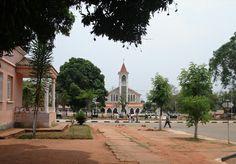 Saurimo, Lunda Sul - Angola