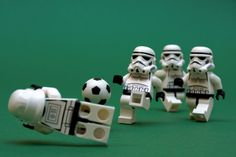 Stormtroopers United F.C.   Flickr: http://flic.kr/p/7LFrAT
