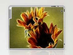 Two Hot to Handle Laptop & iPad Skin by F Photography and Digital Art - $25.00