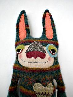 Go Dog Go by sweetpoppycat on Etsy