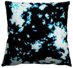 Square Throw Pillow in Batik, Black Comfort, designed by AphroChic and featured on Guildery Pillow Inserts, Pillow Covers, Batik Pattern, Black Fashion Designers, Home Furnishing Accessories, African Design, Designer Throw Pillows, Branding Design, Design Inspiration