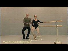 Online Ballet - Fondu & Anatomy Ballet Steps, Ballet Moves, Ballet Dance, Ballet Studio, Ballet Class, Dance Class, Dance Tips, Dance Lessons, Ballet Basics