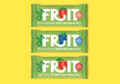 Only Fruit (Concept) on Packaging of the World - Creative Package Design Gallery