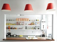 How To Decorate with the Fire Feng Shui Element: Lighting Fixtures in Fire Colors