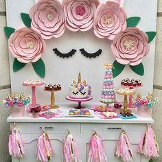 207 Mejores Imágenes De Candy Bar Unicornios Unicorn Party Ideas