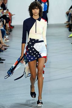 10 Fashion Week Trends You Can Actually Wear Now #refinery29  http://www.refinery29.com/2015/09/94194/best-ny-fashion-week-spring-2016-runway-trends#slide-30  Lacoste...