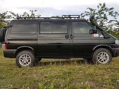 @ctas1907 Vw T4 Syncro, Volkswagen Transporter T4, T4 Camper, Vw Caravelle, Combi Vw, Day Van, Campervan Interior, Expedition Vehicle, Busse