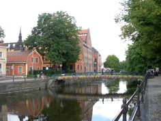 My temporary home. Uppsala. http://www.thegryphon.co.uk/2014/12/postcard-from-abroad-uppsala-university-sweden/