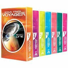 Amazon.com: Star Trek Voyager: The Complete Series: Kate Mulgrew, Jeri Ryan: Movies & TV