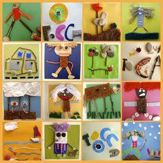 Crescere con tatto Art School, Kids Rugs, Holiday Decor, Children, Maryland, Gift, Geometric Art, Artists, Lab