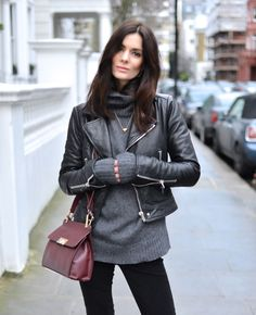 totally going in for the close up on that layering. Hedvig in London. #NorthernLight