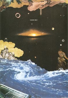 Tadanori Yokoo, Tangerine Dream, 1976. Not a Filmposter cause its a band...