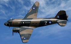 Douglas DC-3 wallpaper