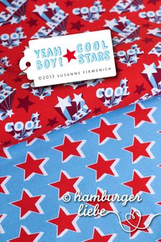 Hamburger Liebe: Stoffe • cool stars