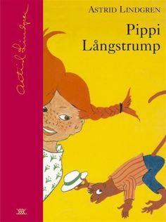 Pippi Longstocking by Astrid Lindgren Books To Read, My Books, Pippi Longstocking, Swedish Girls, Family Roots, Book Nooks, Children's Book Illustration, Book Authors, Delena