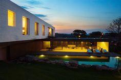 isay weinfeld: paracicaba house