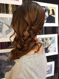 Hairstyle by Eliana #wow #lovehair #hair #coolhair #elegance #woman #hairstyle #hairdresser #beautiful #sposa #treviso