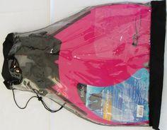 Monoflosse Hydra in Pink Gr. 39-43