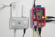 Raspberry Pi as a WiFi router