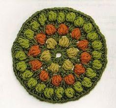 Ideas para el hogar: Corona de hojas en fieltro con moldes
