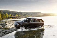 Nuova Range Rover 2013