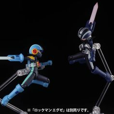 Mechanical Japan: MegaMan.EXE - Dark MegaMan 4Inch-Nel (Sentinel)