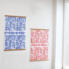 Sticks, Minimalism, Magnets, Nail, Simple, Frame, Poster, Home Decor, Carpentry