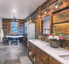 Colorado Ranch, Colorado Homes, Restoration Hardware Lighting, Old Cabins, Rustic Kitchen Island, Ranch Kitchen, Luxury Cabin, Cabin Kitchens, Mountain Living