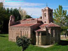El Parque del Mudéjar de Castilla y León en Olmedo