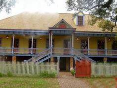 outside NOLA...Laura plantation EXCELLENT tour...learned tons!