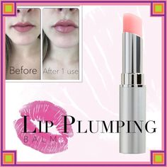Now you can enjoy having them without painful fillers Full Lips, Lip Plumper, Beauty Supply, Anti Aging Skin Care, Lip Balm, Lipstick, Nu Skin, Business, Skin Products