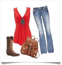 """""""country day out"""" by camo-girl on Polyvore"""