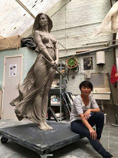 Awesome sculpture