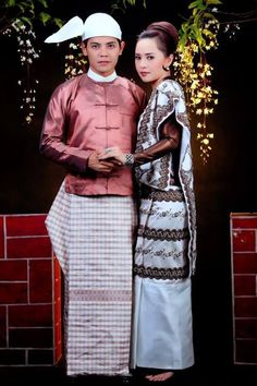 Myanmar traditional wedding | http://ao-dai-540.blogspot.com