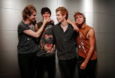 5 Seconds of Summer Photoshoot #5SOS 2