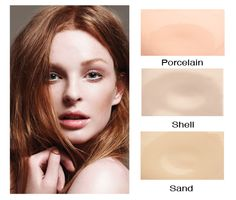 BECCA Cosmetics Radiant Skin Satin Finish Foundation matches for fair skin tones-this foundation is amazing!  My favorite 1/5/2015