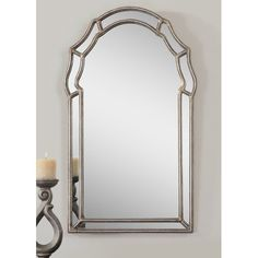 Found it at Joss & Main - Jaime Arched Oversized Wall Mirror