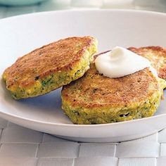 Fresh Corn Cakes. better homes and gardens also had a great skillet grilled cake recipe! Loving corn right now!