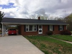 102 Greyson Street Martinsville, VA / Nice brick house conveniently located in Martinsville. Roof and heat pump has been replaced in the last 3 years. House has a full unfinished basement that could be finished for additional living space.