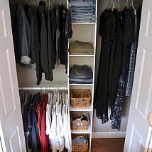 I went without a closet rod for 3 years. 3 YEARS! Why? Because I thoug… :: Hometalk