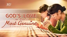 """God's Love for Man Is Most Genuine"" - Theme Song From the Christian Movie ""A Mother's Love"" God's Love for Man Is Most Genuine Verse 1 (Mom) My dear, you're the apple of my eye. Praise And Worship Songs, Worship The Lord, Praise God, Films Chrétiens, Christian Movies, Christian Music, Christian Videos, Prayer For Today, Bible Prayers"